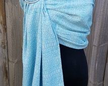 Didymos Indio Mare - Wrap Conversion Ring Sling