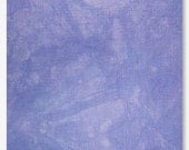 STELLAR Hand-dyed counted cross stitch fabric : 16 ct. Aida Picture This Plus purple periwinkle