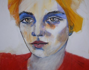 Portrait  -  unknown model # 121