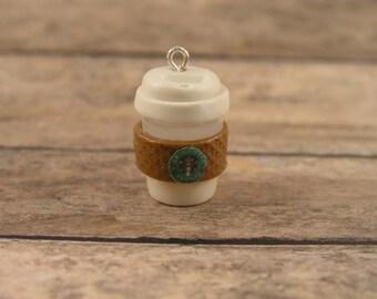 Starbucks Coffee Charm