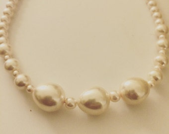 Pearls Go Around You Necklace