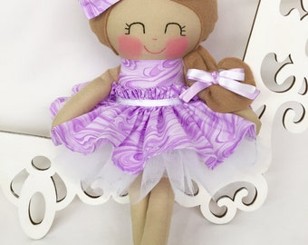 Handmade Doll- Cloth baby doll, Fabric Dolls