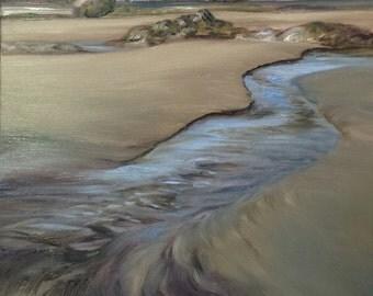 Oregon Coast 1 by Sheila Cloud