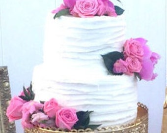 Rustic Wedding Cake Topper- Cake Topper- Custom Cake Topper- Wedding Decor- Wedding Cake- Engaged Cake Topper- Personalized Topper