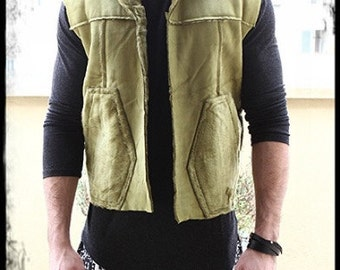 Mens Jacket-Custom Jacket, Mens Vest, Velvet Bolero,  Denim Jacket, Jean Jacket,Mens Denim Jacket , Mens Clothing, Mens Fashion