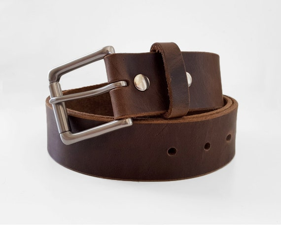 chromexcel horween leather belt 1 5 w