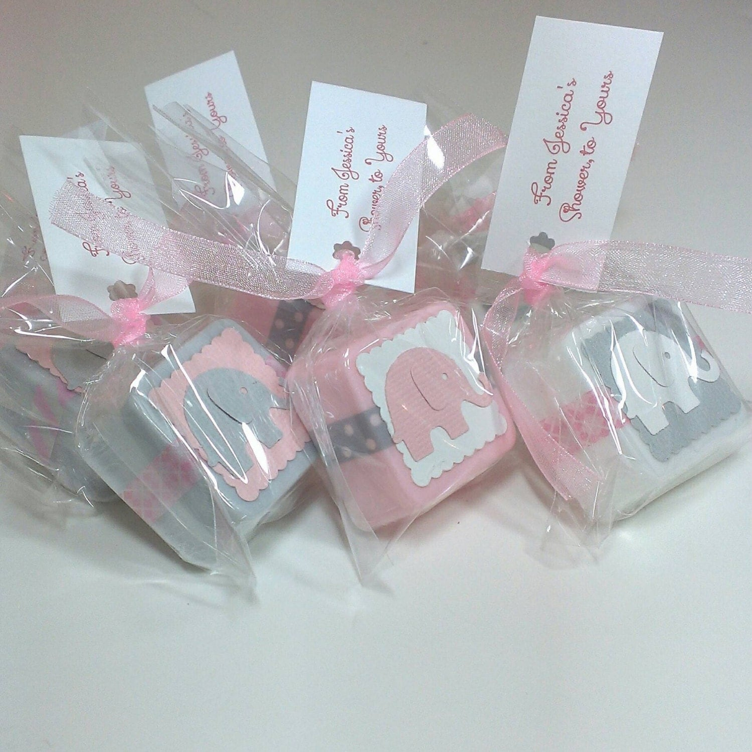 baby shower favors girl baby shower favors elephant pink baby