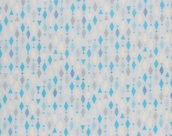 Japanese fabric in double gauze by Cosmo - 1/2 YD