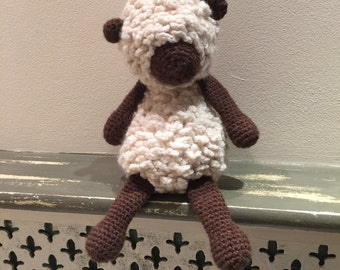 Lolly the lamb