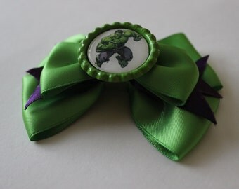 The Incredible Hulk Inspired Bow
