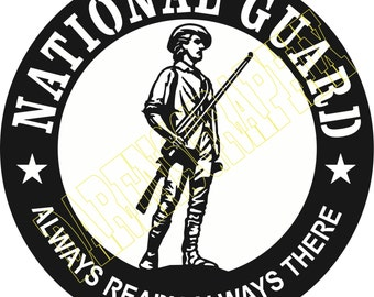 "DXF File ""National Guard"
