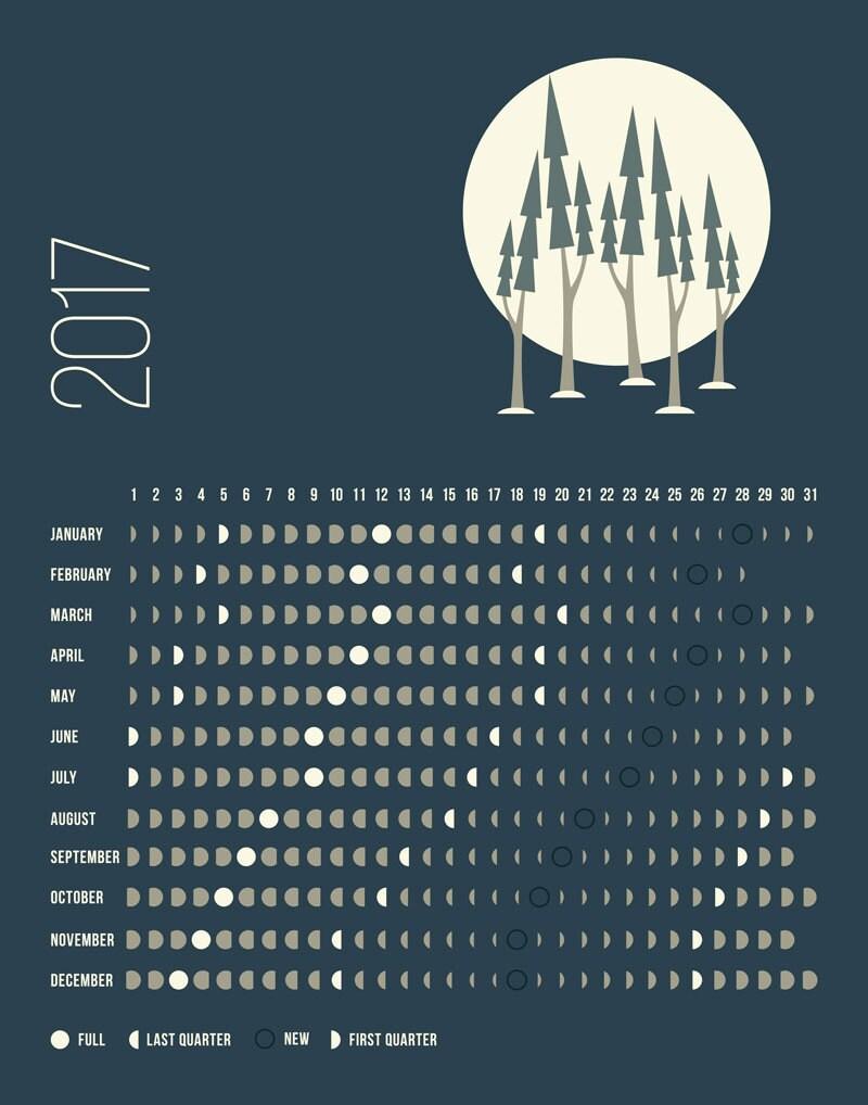 Lh misph re nord lune calendrier 2017 calendrier par - Calendrier de la lune 2017 ...