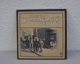 LP Grateful Dead Workingman's Dead, 1869 WB