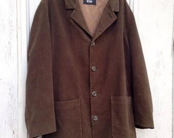 Classic Vintage Hugo Boss Coat
