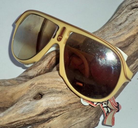4bf438e5ad5 80s Sports Ski Carrera 5544 70s Sunglasses Extreme Mirror