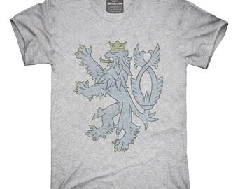 Vintage Scottish Lion Rampant T-Shirt, Hoodie, Tank Top, Gifts