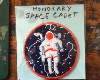 Space Cadet Badge