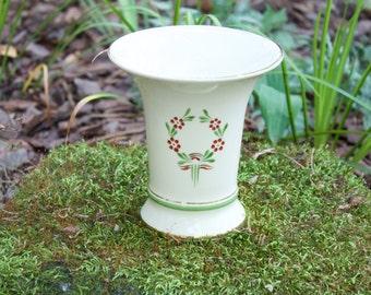 Vintage 1940s Arabia Finland Vase