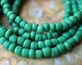 Turquoise Green, Seed Beads, Toho Beads