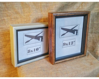 stained box frame poplar box frame square wood frames wood box frame