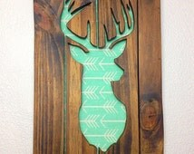 Reclaimed Wood Wall Decor, home decoration, salvaged, recycled, upcycled, repurposed