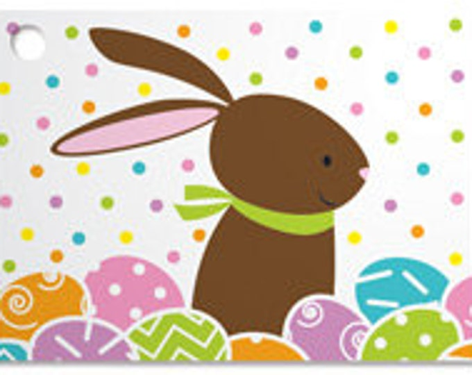 Gift bags cards sunny bunny gardens chocolate bunny blank note card easter bunny note card for gifts cute bunny card negle Choice Image