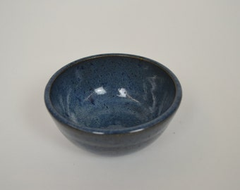 Floating Blue Bowl