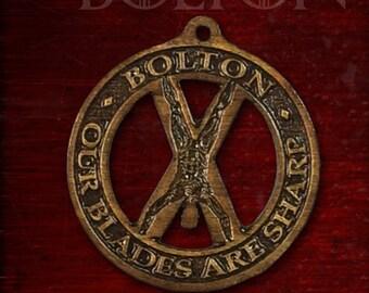 Medallion of House Bolton