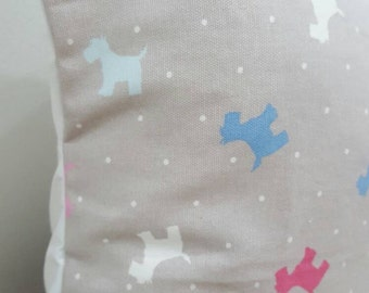 "Handmade Designer Fabric Cushion Cover 16""x16"""