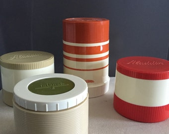 Vintage Aladdin and Thermos Insulated Containers