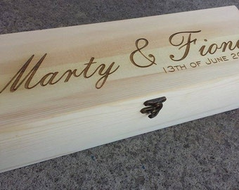 Wine Gift Box Type 1 Wedding Engagement Gift