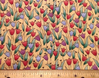 1yd Tulips by Robert Kaufman