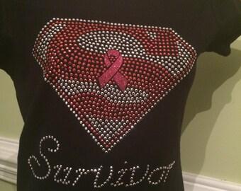 Super Survivor Rhine stud T-shirt