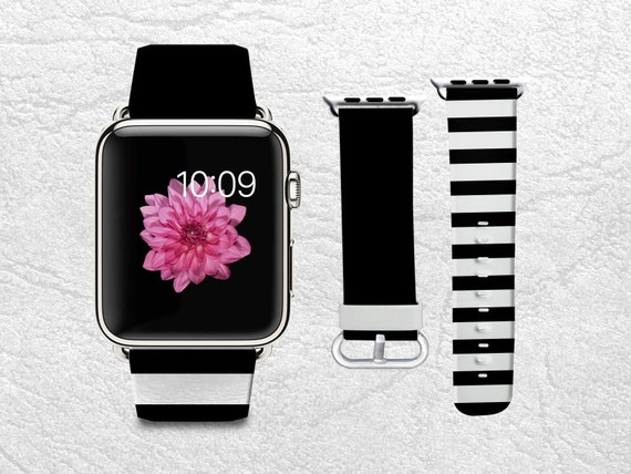 apple watch band for series 1 series 2 leather strap wrist