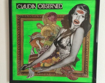 CLAUDIA OBSERVED
