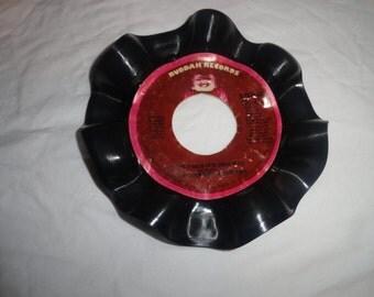 Mini Record Bowl
