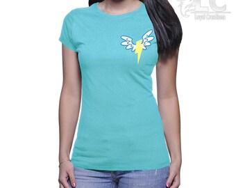 My Little Pony-Wonderbolt/Shadowbolt Cutie Mark Shirt