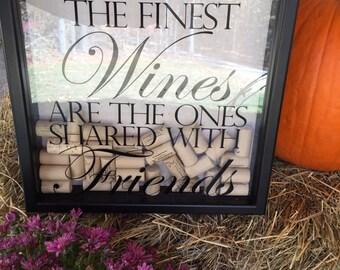 Finest Wines - Wine Cork Holder