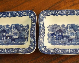 Shredded Wheat Dishes - 1920's