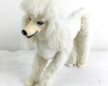 1984 Mattel Barbie Glamorous White Poodle Prince