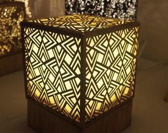 """Bolero Design. Lamp series """"Art deco""""."""