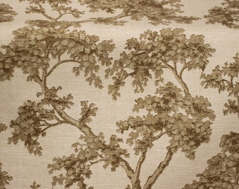 "FABRIC, Cotton fabric, Allenwood by Robert Allen fabrics, 54"" wide, Good for Upholstery, Drapery, Bedding, Slip Cover,"