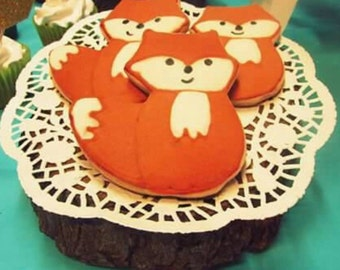 Foxies!! Super cute cookies (12)