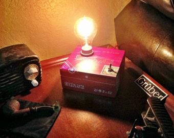 Cigar Box Lamps