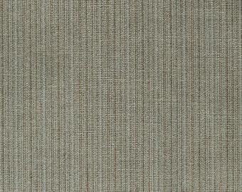 DESIGNER ANTIQUE STRIE Velvet Fabric 10 Yards Amber/ Brown Aqua