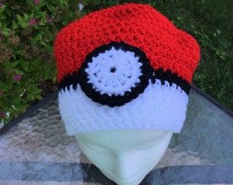 Pokemon Poke Ball Beanie