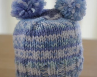 Preemie Knitted Baby Hat