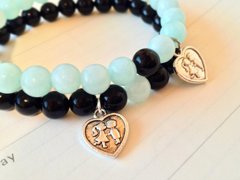Healing Bracelet, Couples Bracelet, Relationship Bracelet ...