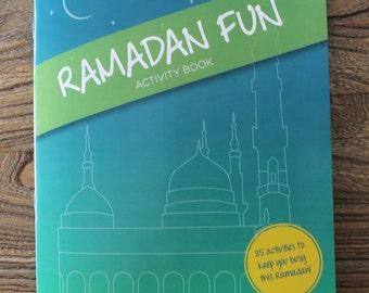 INSTANT DOWNLOAD: Ramadan Fun Activity Book