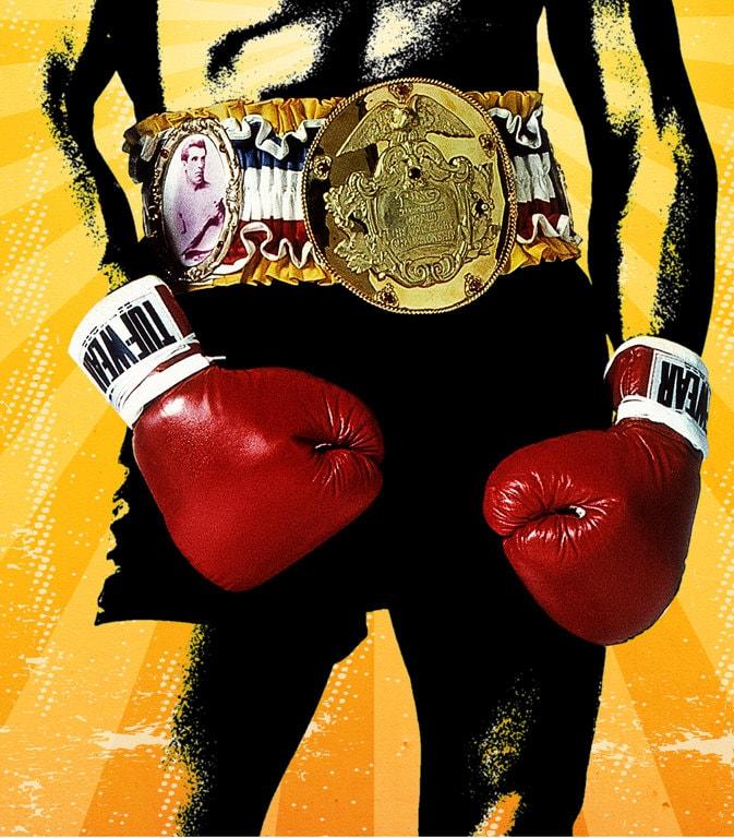 Rocky // Sylvester Stallone // Unique A3 Art Print